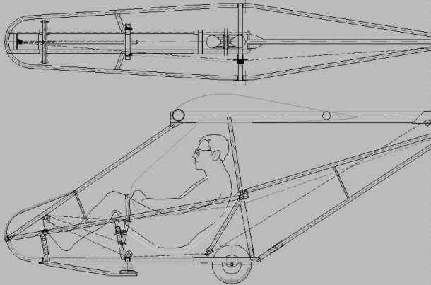 SPECIFICATIONS for KANJA UL-GLIDER