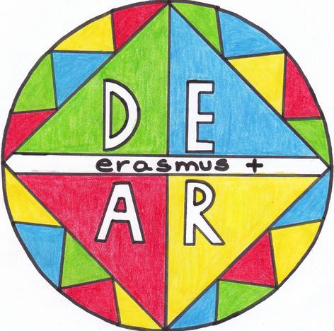 Twitter račun projekta Erasmus+: DEAR