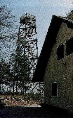 razgledni stolp na Planini
