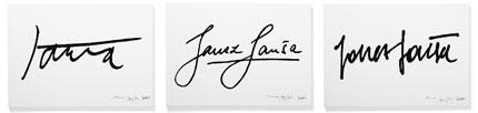 Janez Janša, Janez Janša, Janez Janša - Podpis