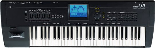The best workstation - Korg i30